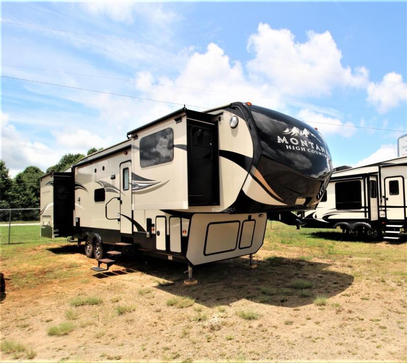 2016 Keystone RV Montana High Country 375FL Fifth Wheel Campers RV