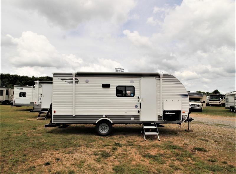 2021 Forest River Shasta Oasis 18BH Travel Trailer RV