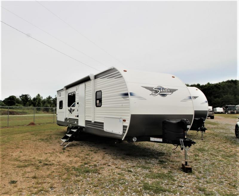 2021 Forest River Shasta Oasis 25RS Travel Trailer RV