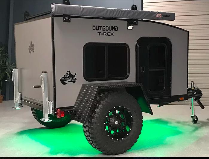 2022 Other Outbound T-Rex Travel Trailer RV