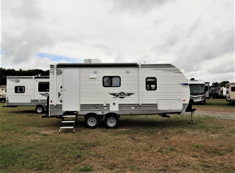 2021 Forest River Shasta Oasis 20RB Travel Trailer RV