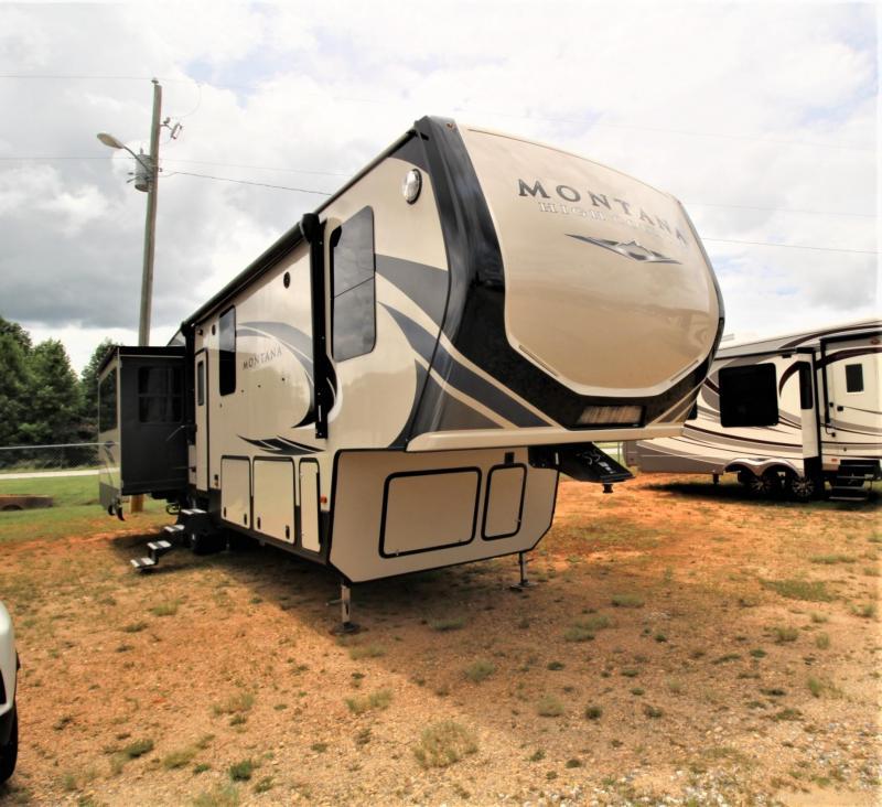 2018 Keystone RV Montana High Country 385BR Fifth Wheel Campers RV