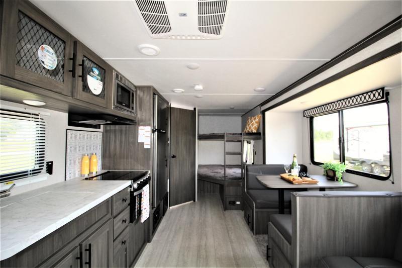 2021 Forest River Shasta Oasis 26DB Travel Trailer RV