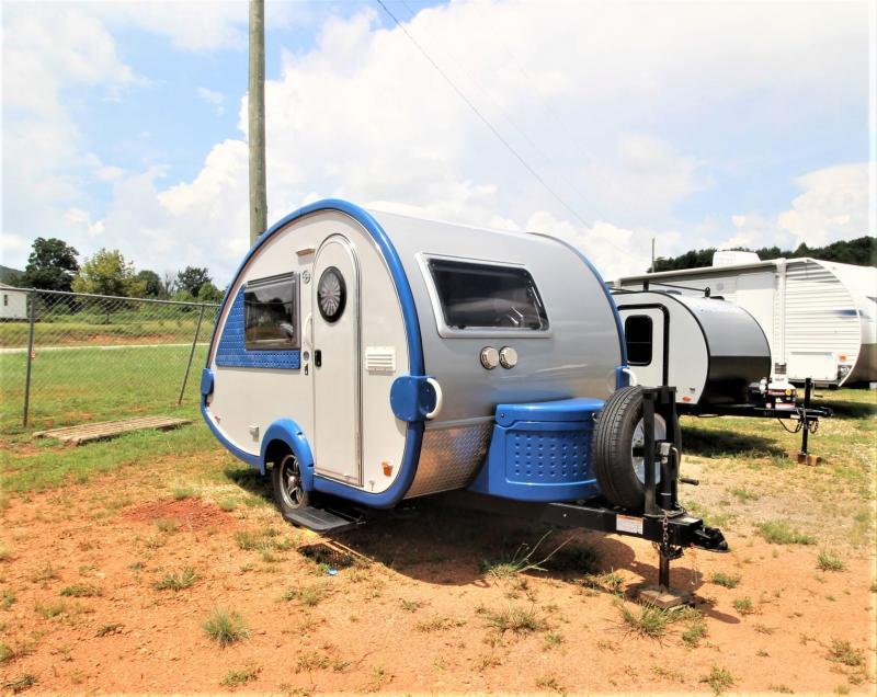2017 nuCamp Tab 320 S Teardrop Camper RV