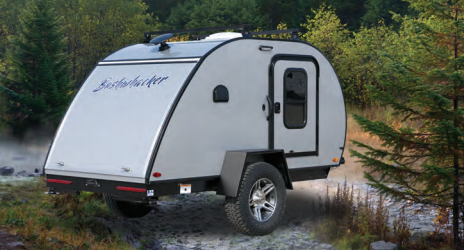 2022 Braxton Creek Bushwhacker Plus 17 FD Travel Trailer RV