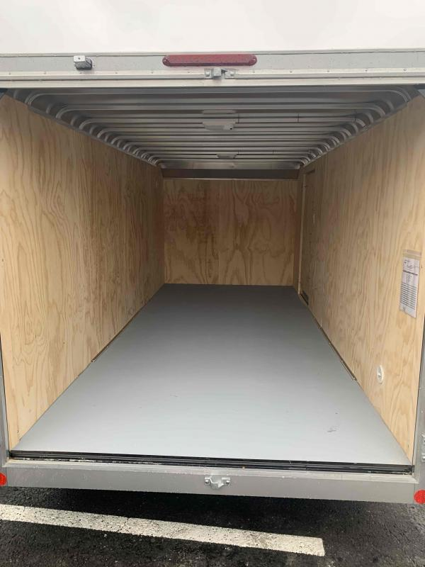 2021 Car Mate Trailers CM612CC-HD Enclosed Cargo Trailer