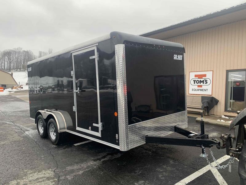 2021 Car Mate Trailers CM612CC-HD Enclosed Cargo Trailer