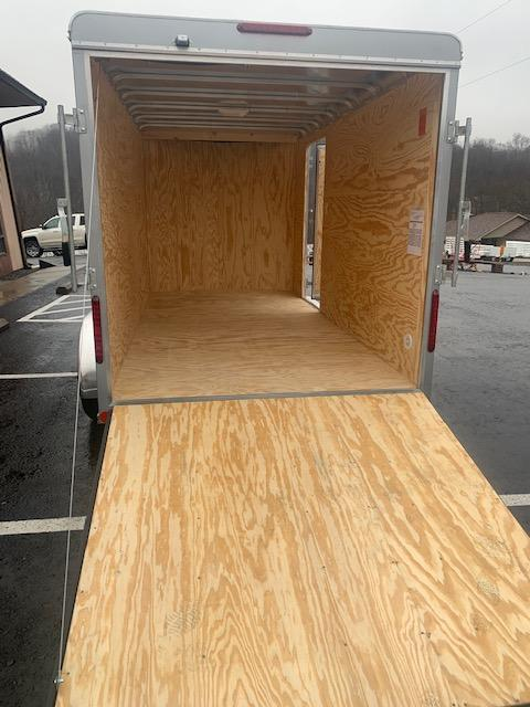 2020 Car Mate Trailers CM714ECV-HD Tandem Axle Enclosed Cargo Trailer