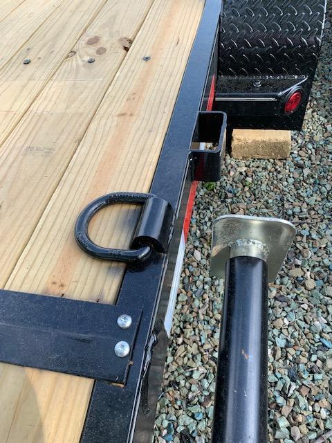 2021 Load Trail CH07 Carhauler 83 x 20 Car / Racing Trailer