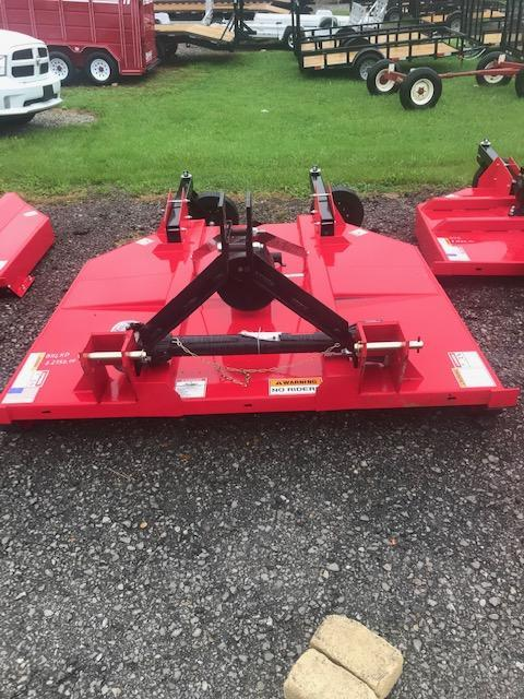 2019 Titan Implement 1606 6' Rotary Cutter W/ Slip Clutch