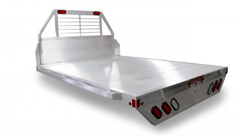 "2020 Aluma 81106H Truck Bed 81"" X 106"" HEAVY DUTY"