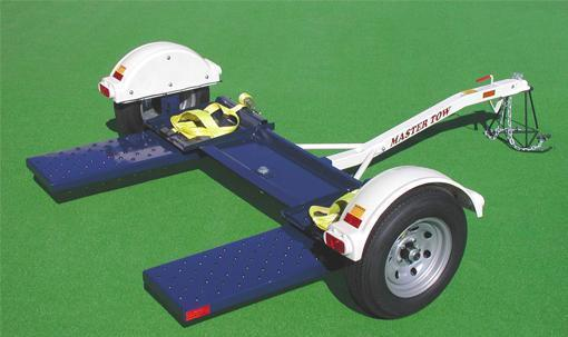 2021 Master Tow 80THD Tow Dolly - Surge Brakes