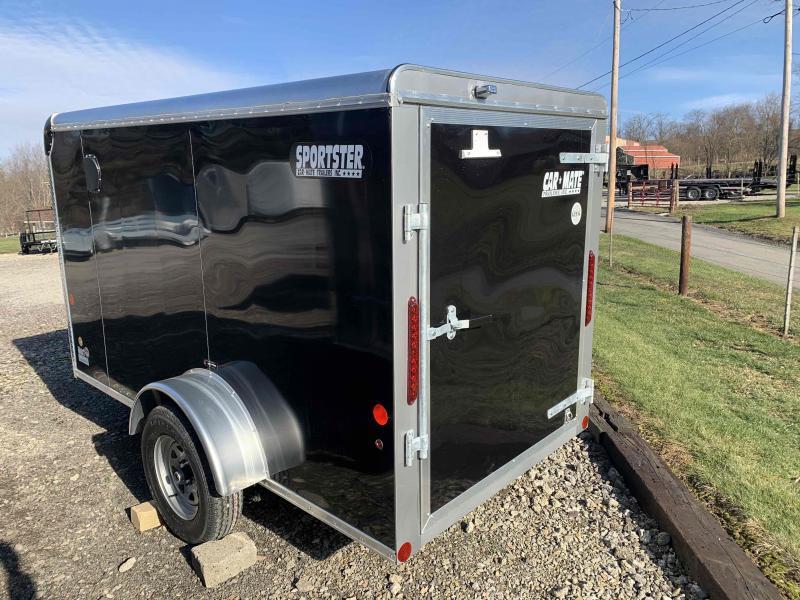 2021 Car Mate Trailers CM510EC Enclosed Cargo Trailer
