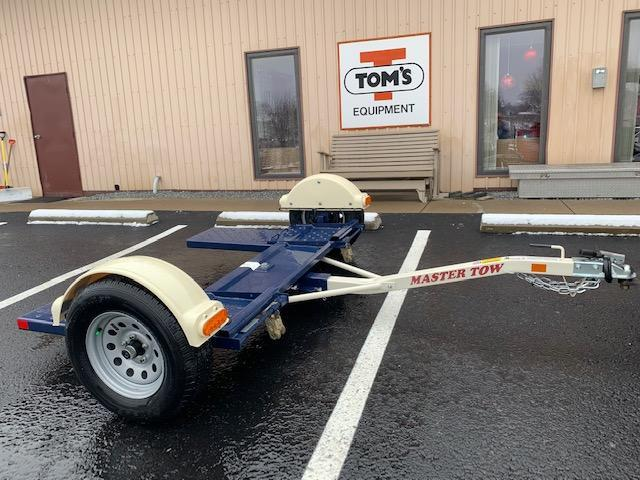 2021 Master Tow 80THD Tow Dolly - Electric Brakes