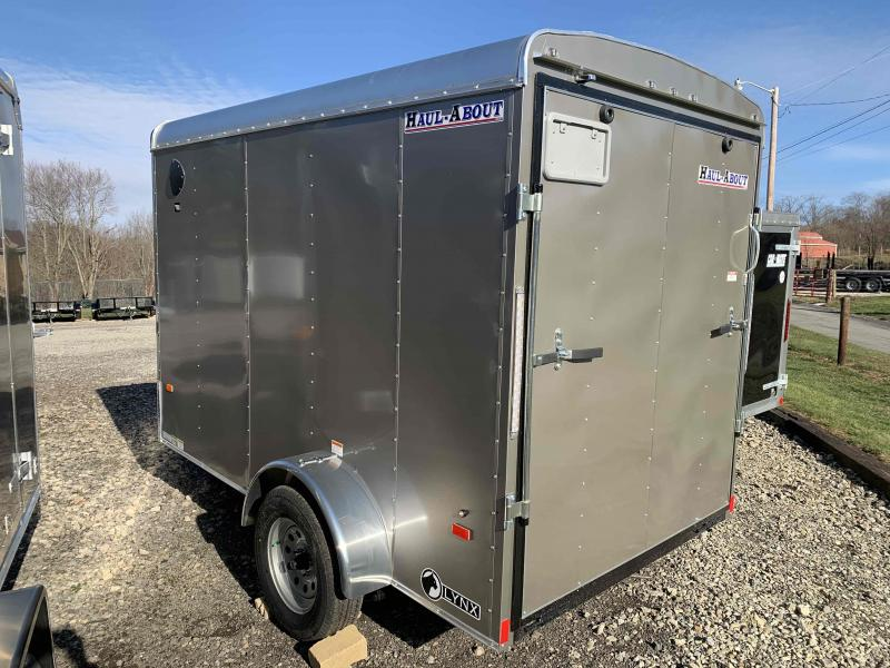 2021 Car Mate Trailers CM716ECV-HD Enclosed Cargo Trailer