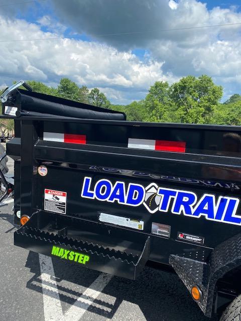 2021 Load Trail DT14 72 x 12 Dump Trailer