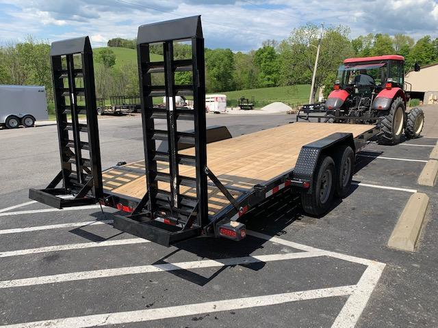 2021 Load Trail CS14 Equipment Hauler 83 x 22 Equipment Trailer