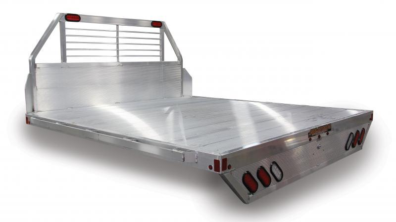 "2020 Aluma 96115 HEAVY DUTY Truck Bed 96"" X 115"""