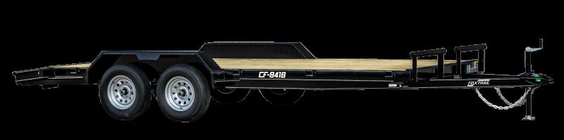 2021 Fox Trail CF-8220-14K Equipment Trailer