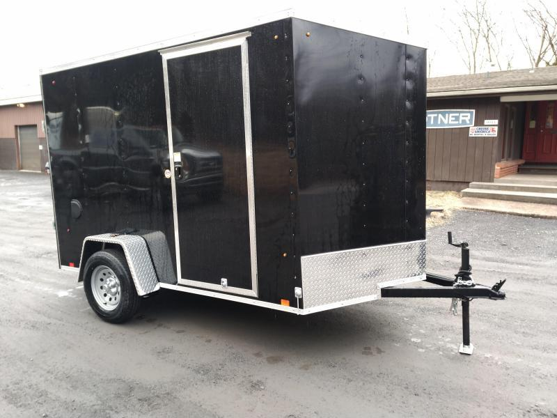 Pace American Outback Enclosed Motorcycle Trailer 6 x 10