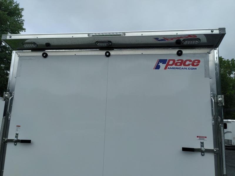 Pace American PXT  Enclosed CAR  / RACE Trailer 8.5 x 24