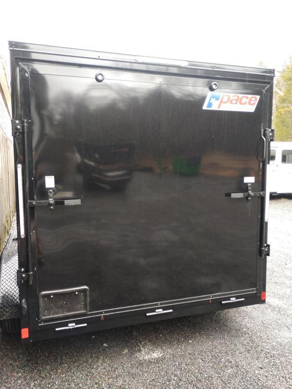 Pace American Journey SE Enclosed Motorcycle Trailer 7 x 12