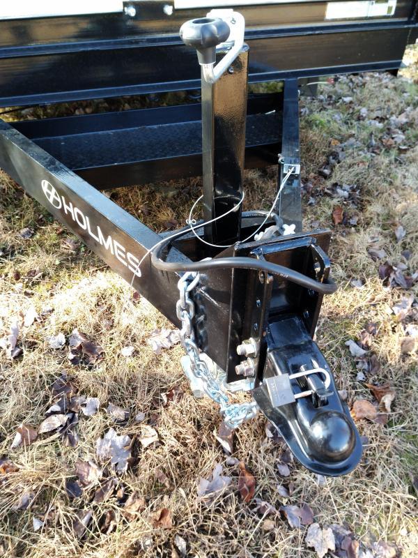 Holmes LPE 6-10X18 10K Equipment Trailer
