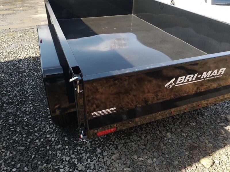 2021 Bri-Mar DTR610LP-7 Dump Trailer