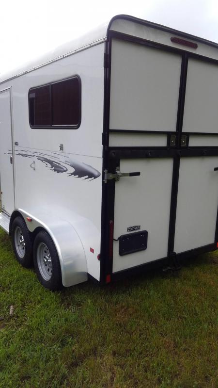 Cotner Royal Horse Trailer