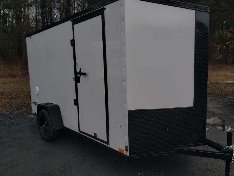 Pace American Journey SE Cargo Enclosed Trailer 6 x 12