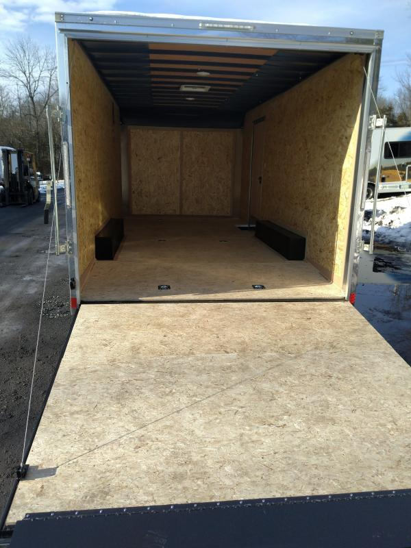 Pace American PXT Extreme Cargo / Enclosed Trailer 8.5 x 18  with 9900lbs GVWR