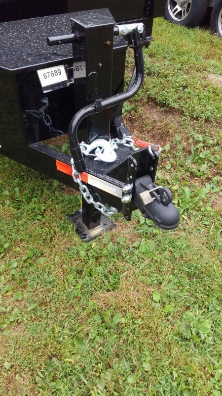 BriMar DT714LP-LE-14  Dump Trailer