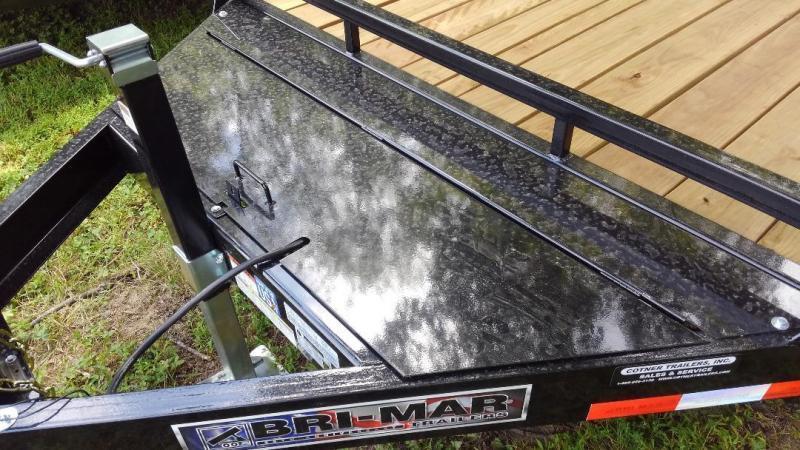 Bri-Mar EH16-10 Equipment Trailer