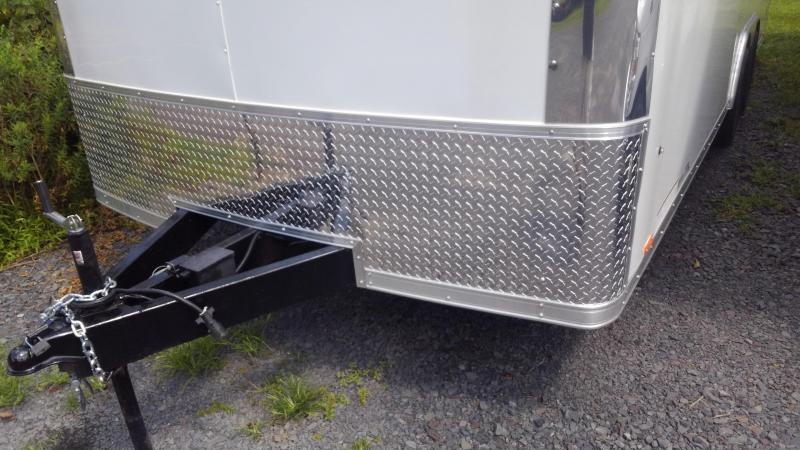 Pace American PXT  Enclosed Race Car Trailer 8.5 x 20 with 9900lbs GVWR