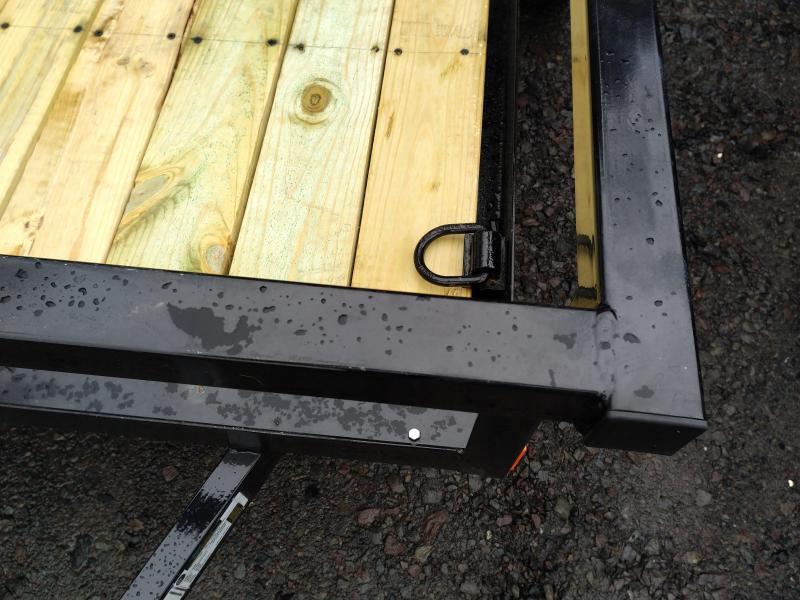 Holmes R6X12R3.5K Utility Open Lansdcape Trailer