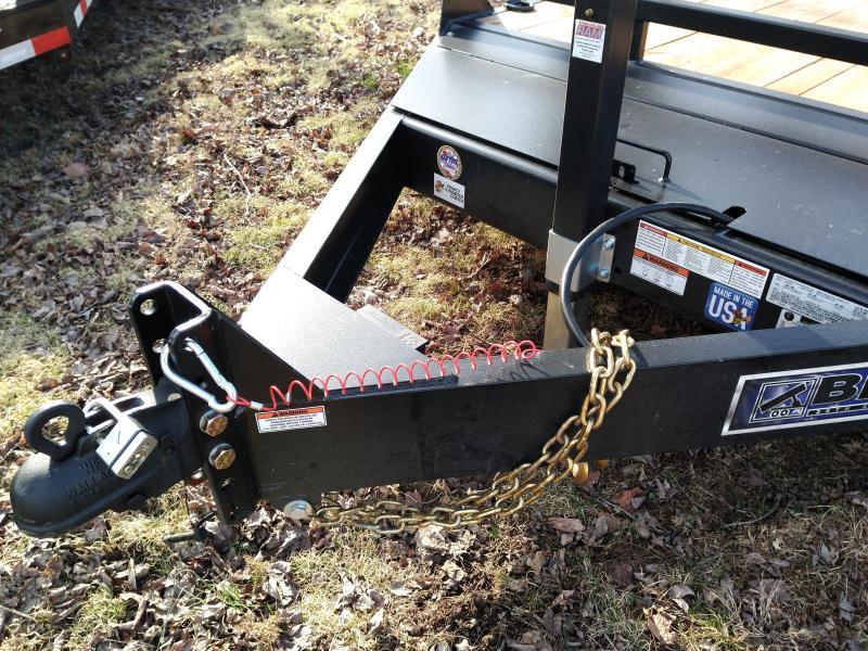 Bri-Mar EH18-10 Equipment Trailer