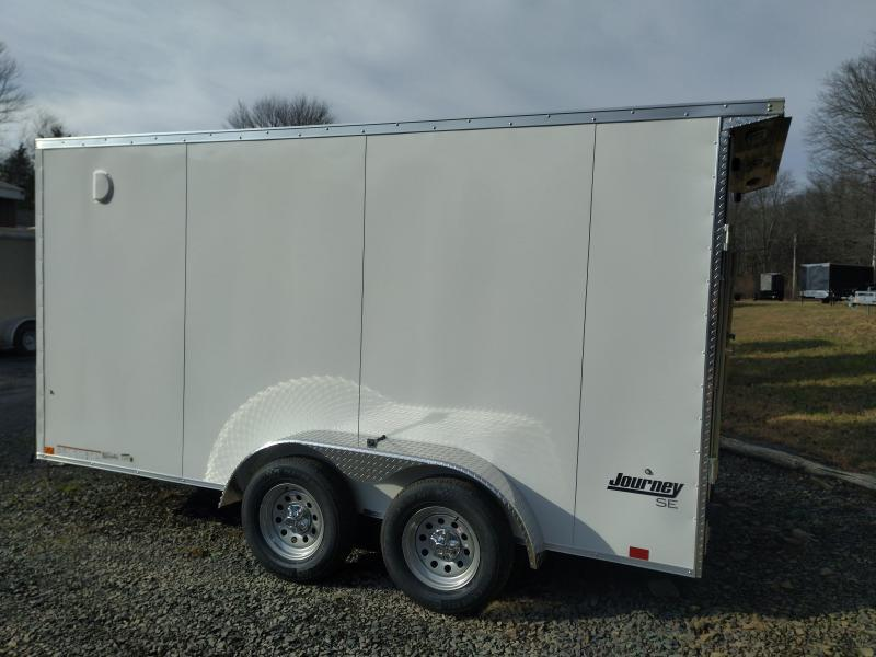 Pace American Journey SE Enclosed Cargo Trailer 7 x 14