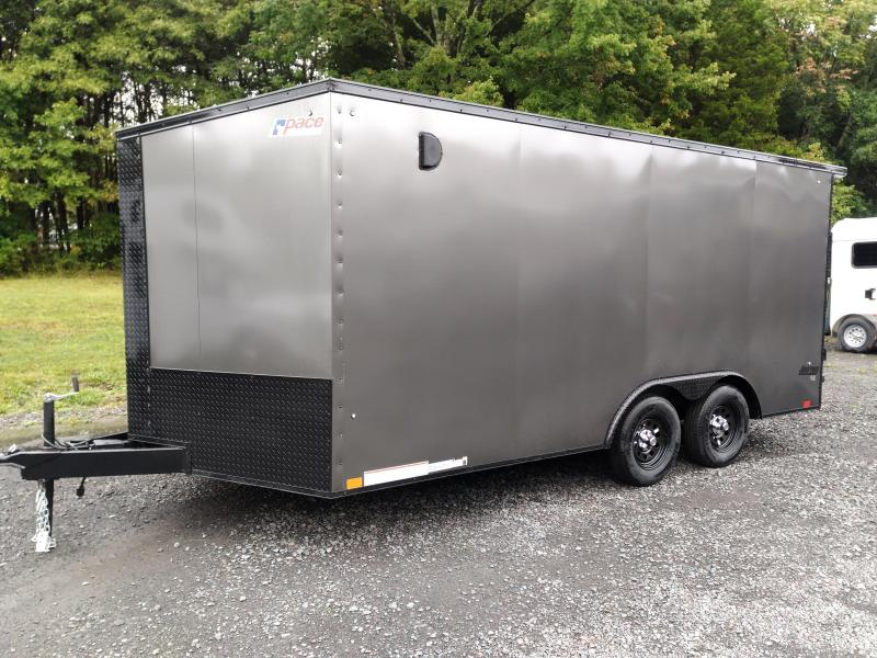 Pace American Journey Se Enclosed Cargo 8.5 x 16