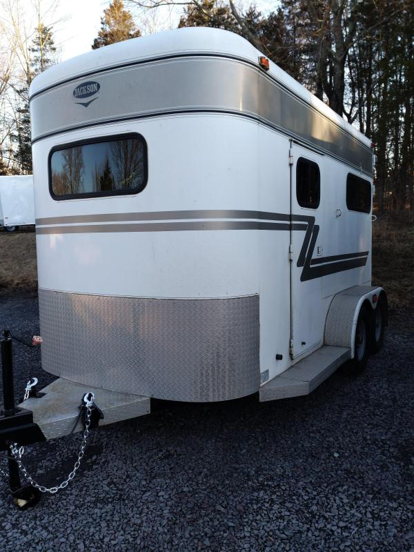 2005 Jackson Two Horse Trailer
