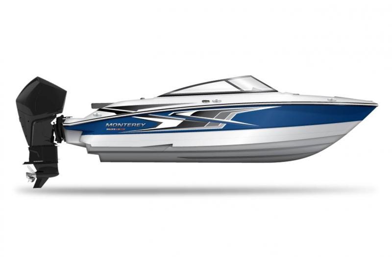 2022 Monterey Boats M-205