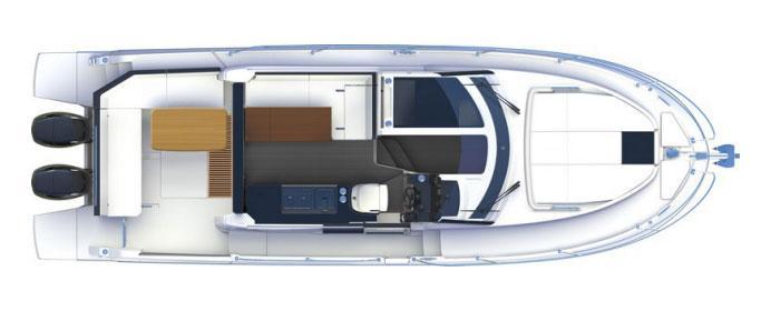 2022 Beneteau Antares 11 Cruiser