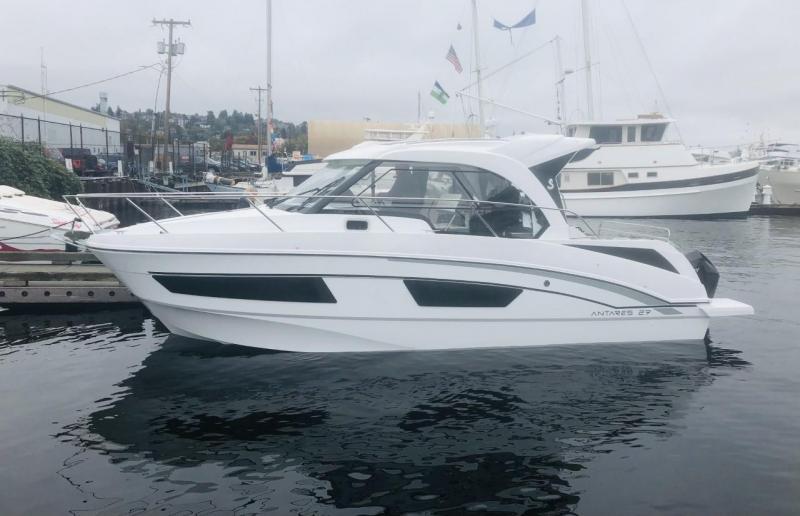 2021 Beneteau Antares 9 Cruiser