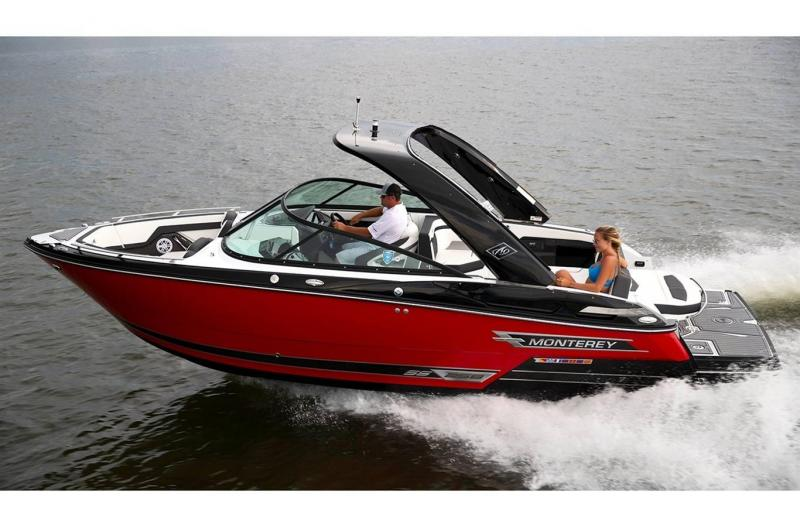 2022 Monterey Boats 258SS