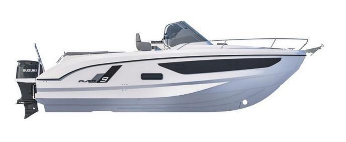 2022 Beneteau Flyer Flyer 9 SUNdeck Power Boat