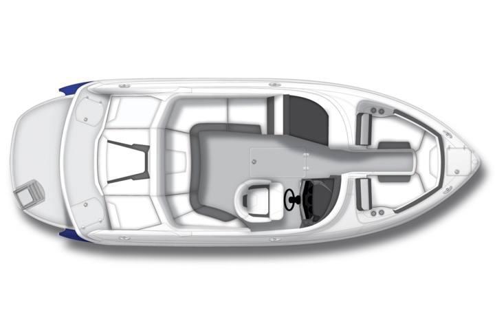 2022 Monterey Boats 224FS