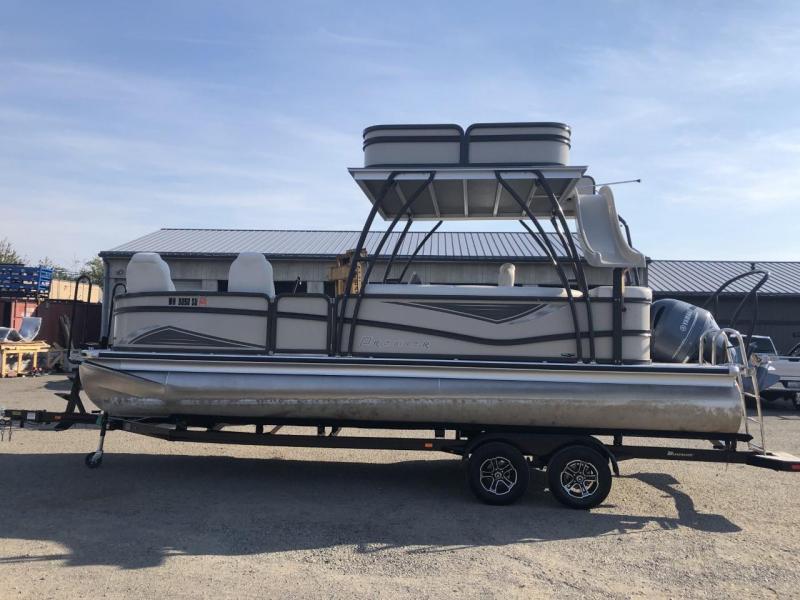 2020 Premier Premier 240 SUNSATION Pontoon Boat