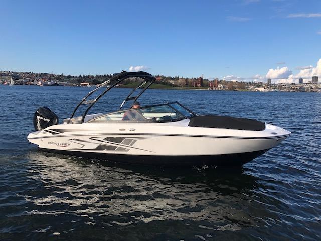 2020 Monterey Boats M-225