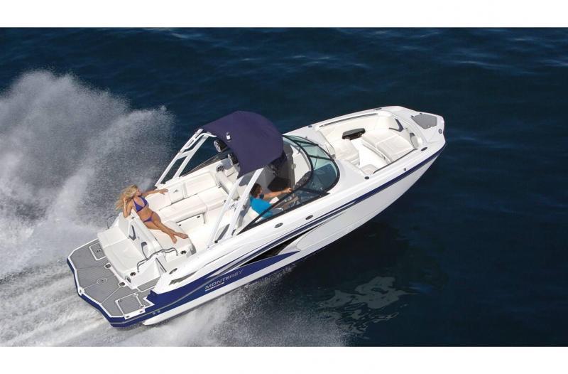 2022 Monterey Boats M6