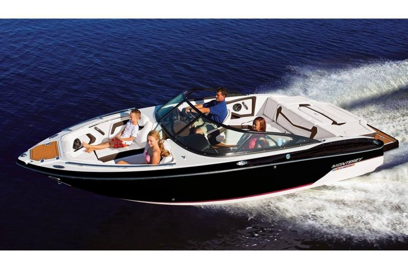 2022 Monterey Boats 238SS