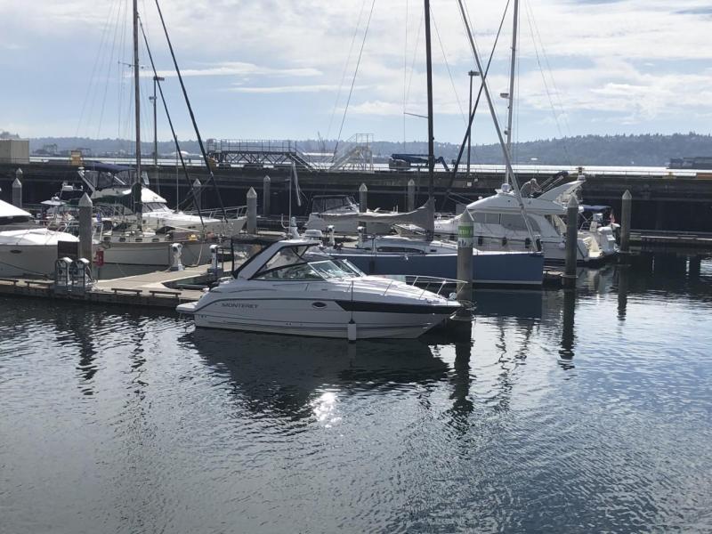 2019 Monterey Boats 295SY Sport Yacht